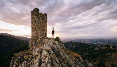 La tour de la Massane à Argelès sur Mer