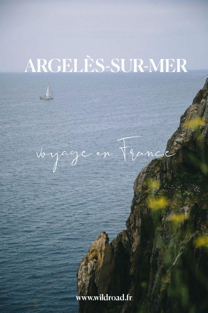 voyage en France à Agrelès-sur-Mer