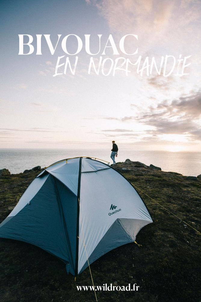 Comment trouver un endroit pour camper en Normandie ?