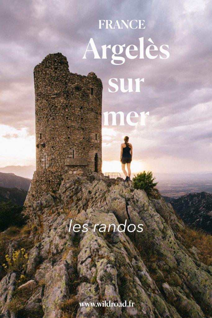 Les randonnées à faire à Argelès-sur-Mer