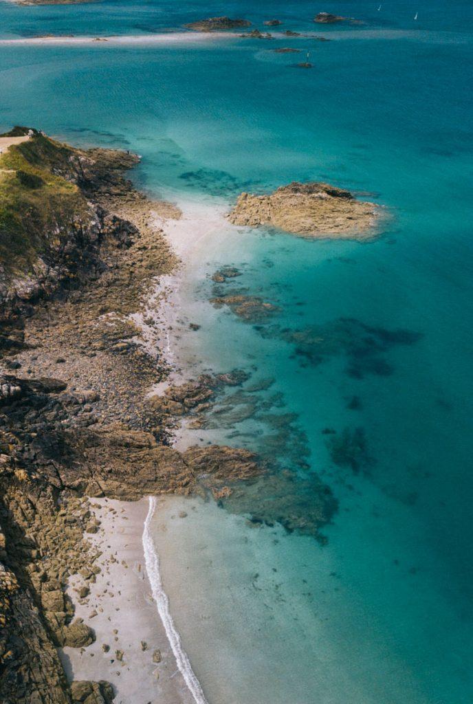 côte d'Emeraude et archipel Ebihen