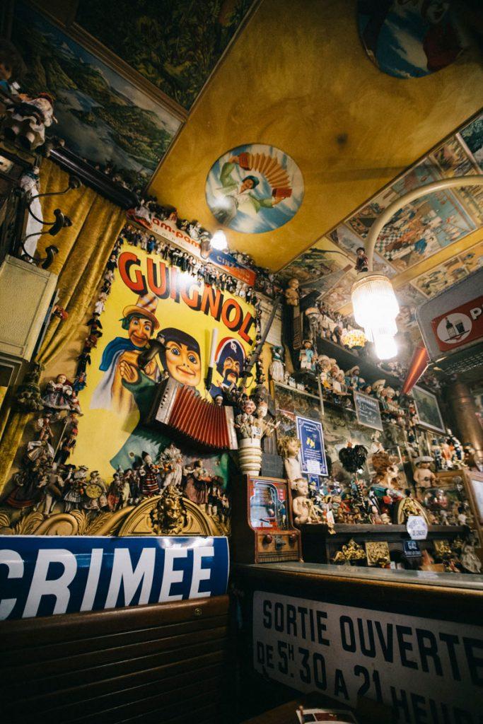 le bar du coin de la rue à Saint-Malo