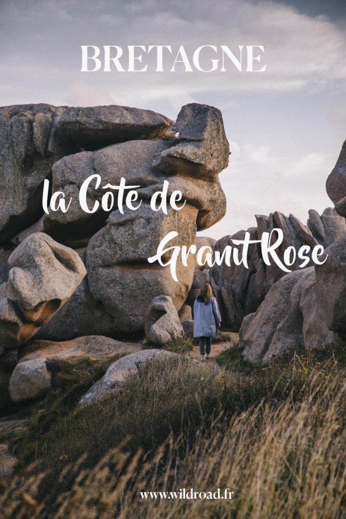 visiter la côte de Granit Rose de Lannion à Ploumanac'h