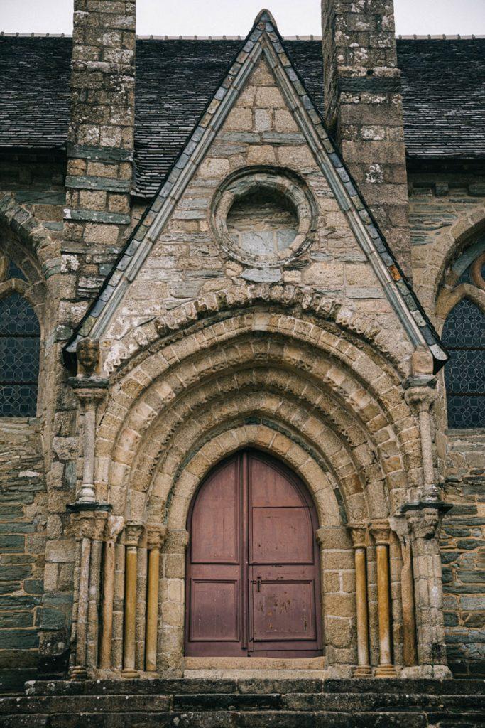 église de la trinité Brélévenez