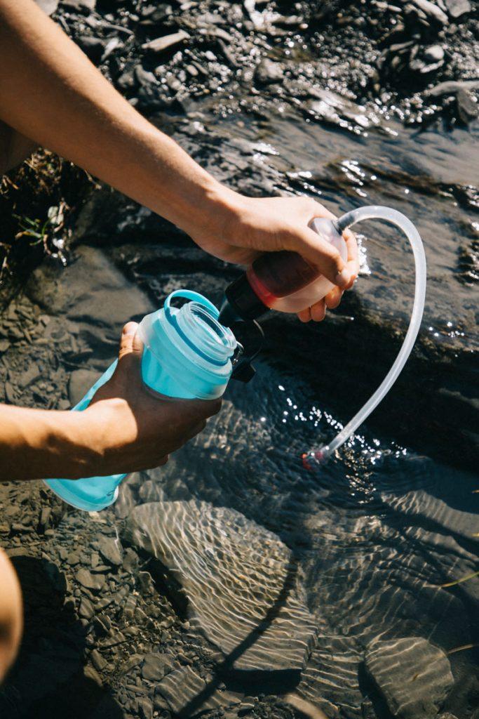 filtre à eau MSR