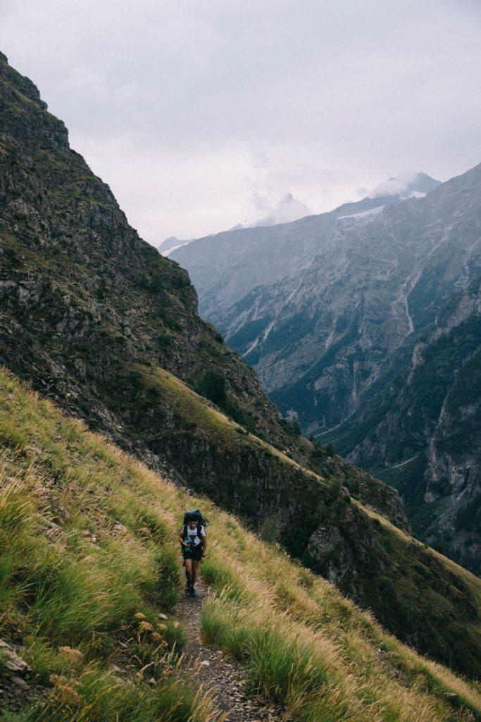 tour du plateau d'emparas en randonnée