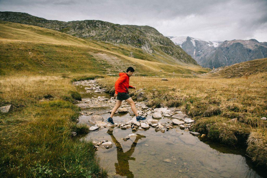 les ruisseaux de la randonnée
