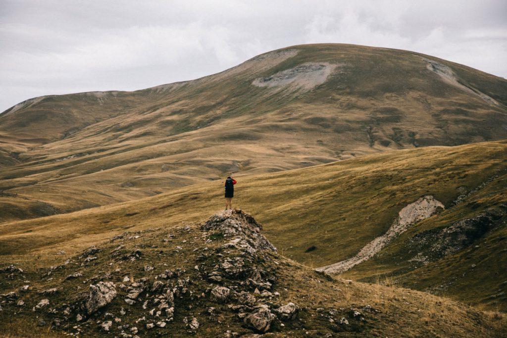 les paysages magnifiques du plateau d'Emparis