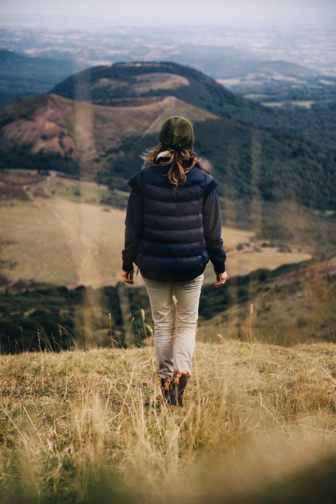 visiter le puy de Dôme et randonnée autour
