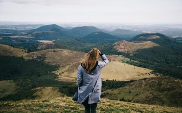 à la découverte des volcans d'Auvergne : le puy de Dôme
