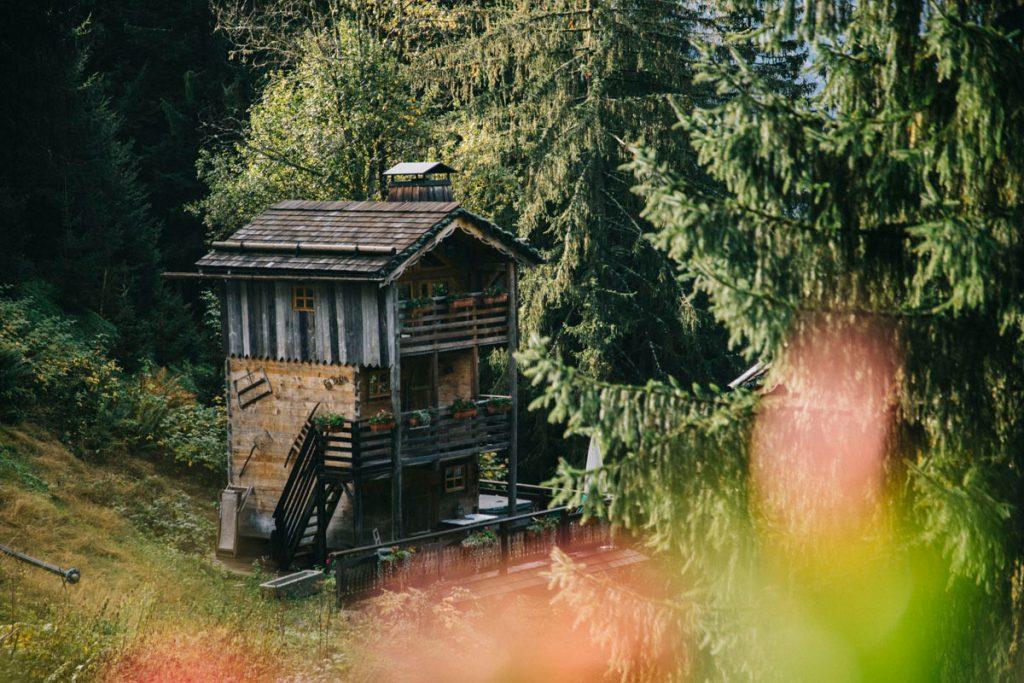 les chalets de Philippe, hébergement insolite à Chamonix