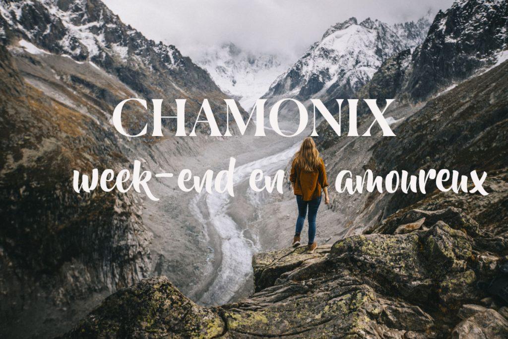un week-end en amoureux à Chamonix