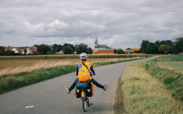 la madjacques une aventure à vélo