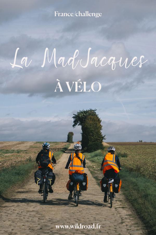 Aventure : la madJacques à vélo, cette course folle en Picardie