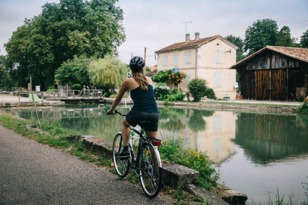 le canal des 2 mers sur la partie Tarn et Garonne