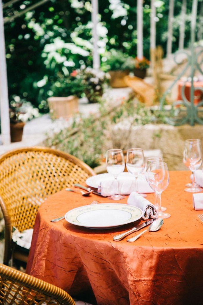 table d'hôte au clos Monteils dans le Tran et Garonne