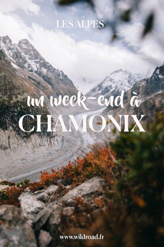 un week-end en amoureux à Chamonix : que voir que faire