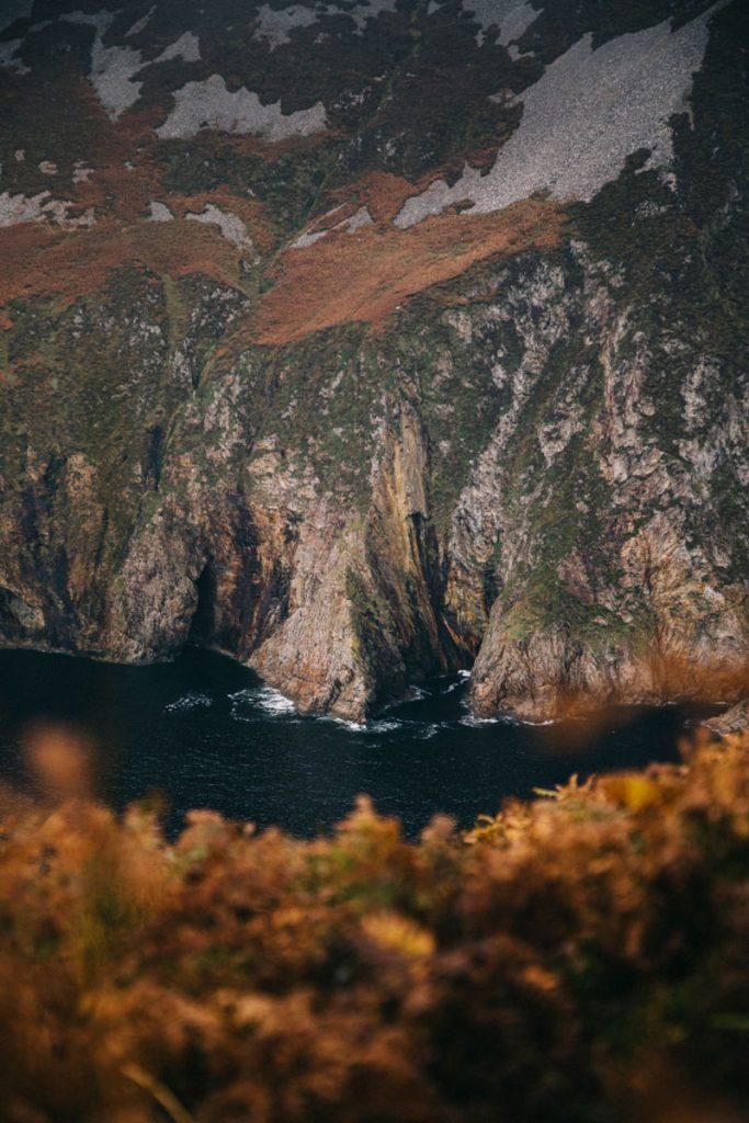 les deuxièmes plus hautes falaises d'europe : Slieve Leagues