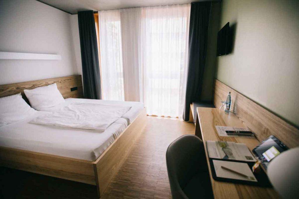 dormir au green city hotel dans le quartier de Vauban