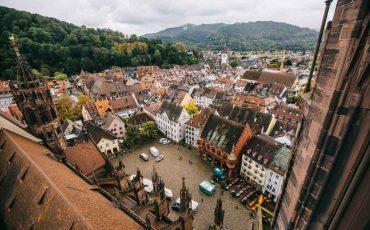 visiter Fribourg, la capitale de la Forêt noire