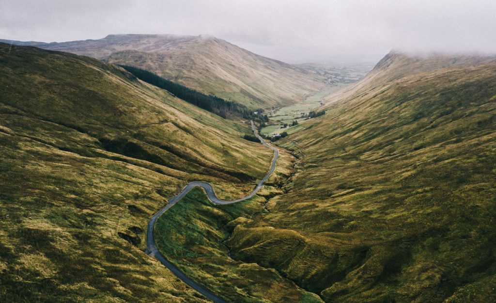 glengesh pass une route incontournable de donegal