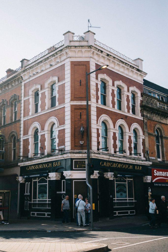 visiter le centre-ville de Derry