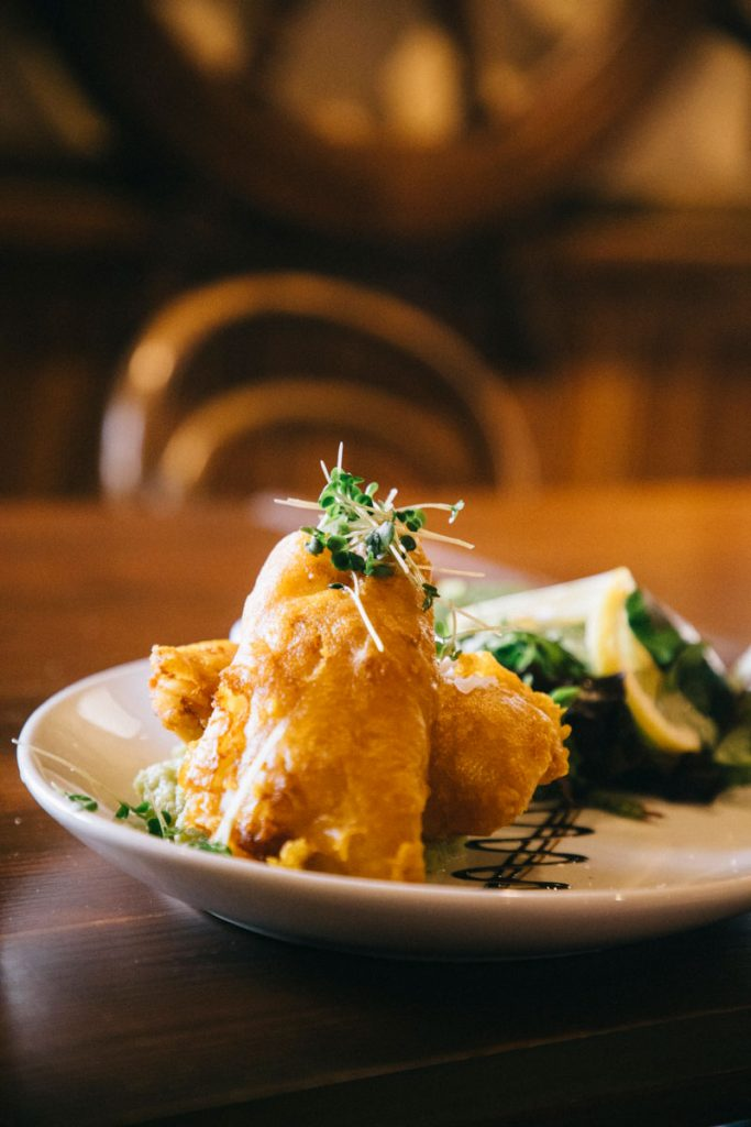 manger le meilleur fish and chips d'Irlande