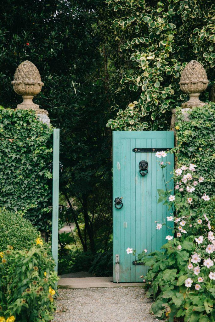 le jardin du parc de glenveagh