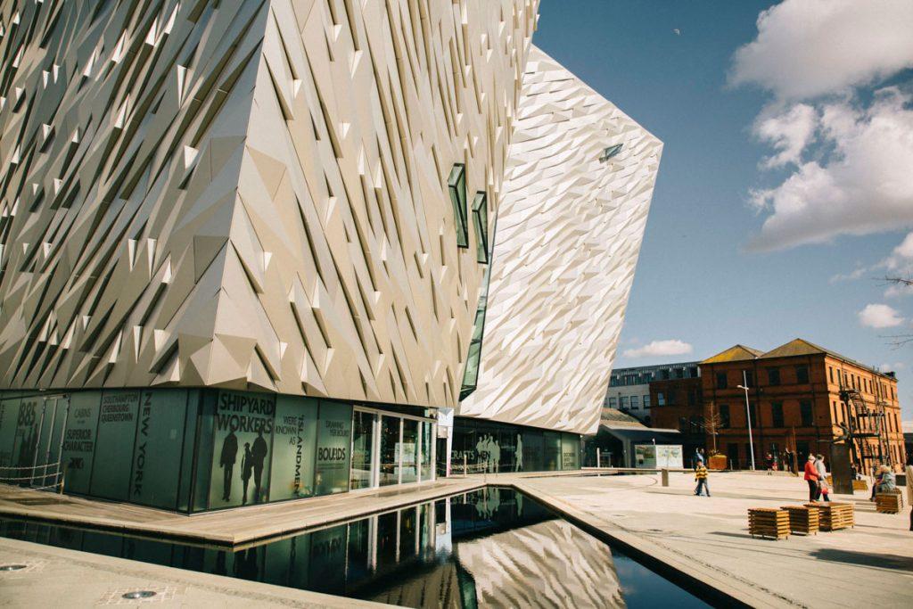 Musée du Titanis à Belfast