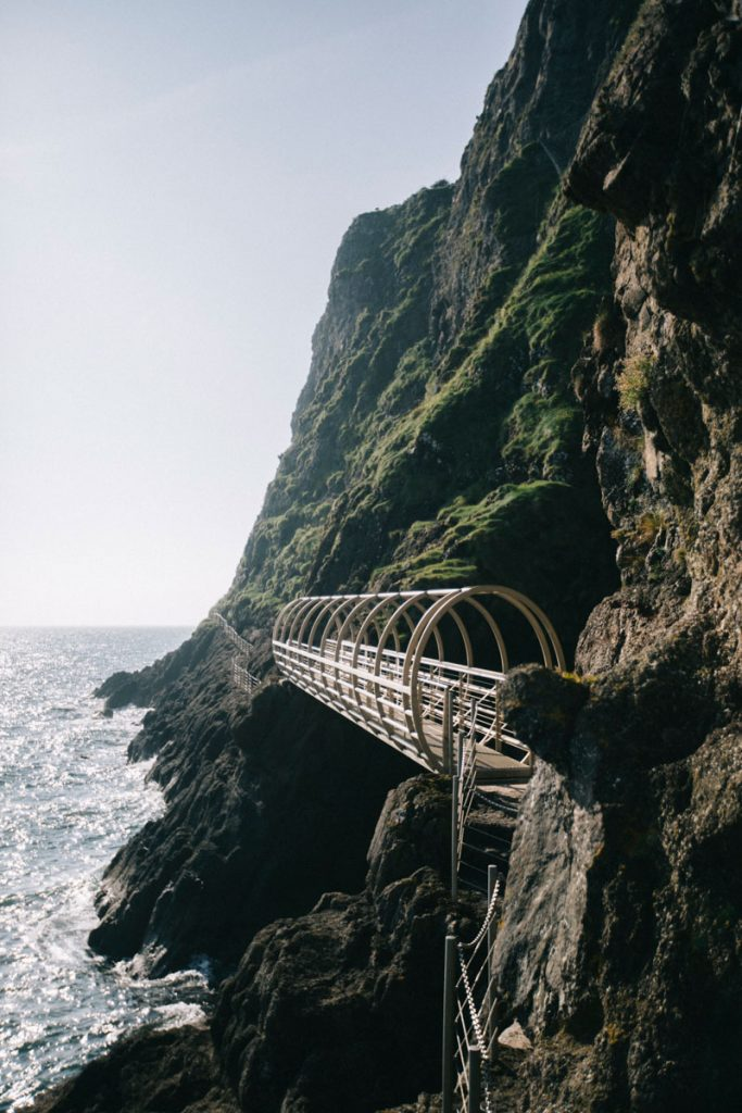 visiter The gobbins l'attraction incontournable