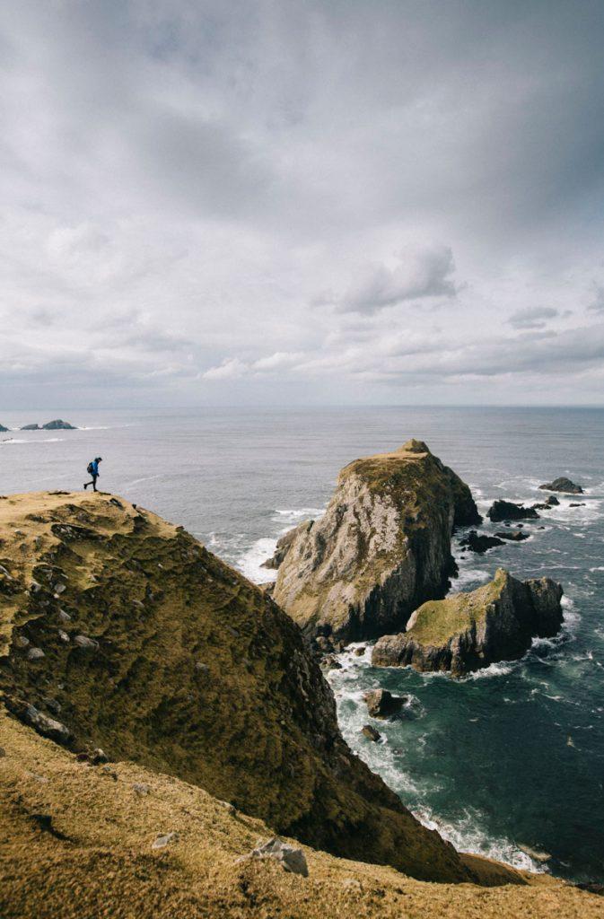 les paysages sauvages du comté de Donegal