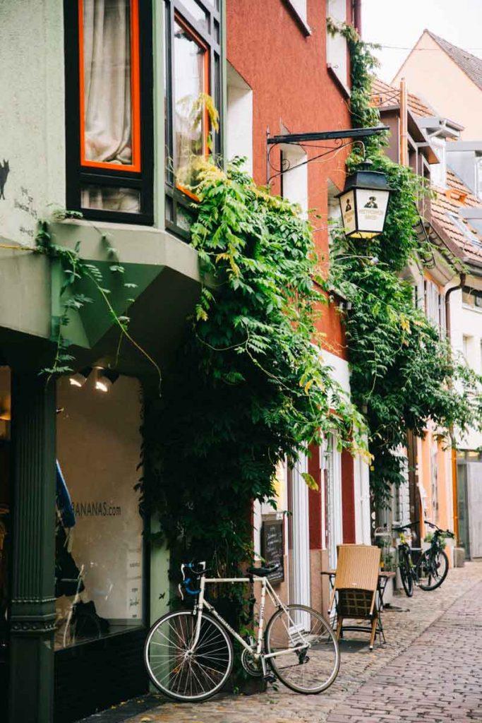 voire les quartiers de Fribourg