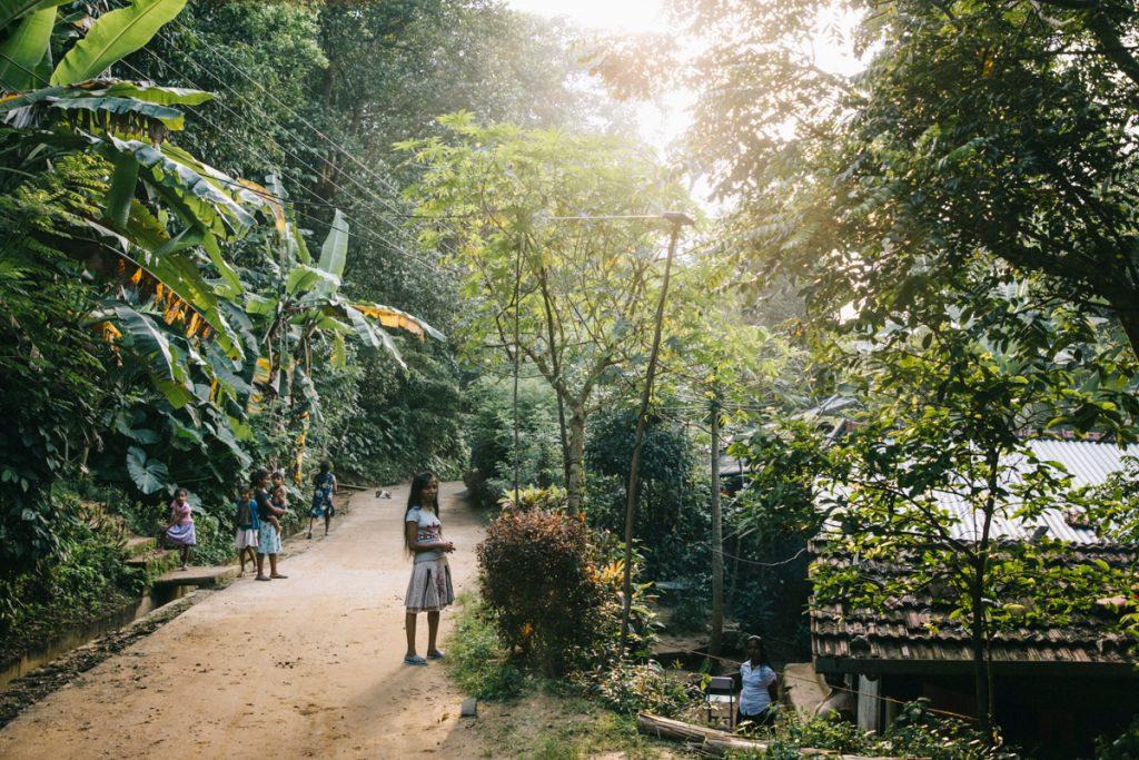 dormir une nuit chez l'habitant au Sri Lanka