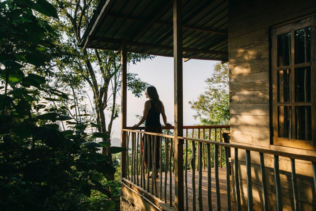 dormir dans un Ecolodge au milieu de la jungle sri lankaise