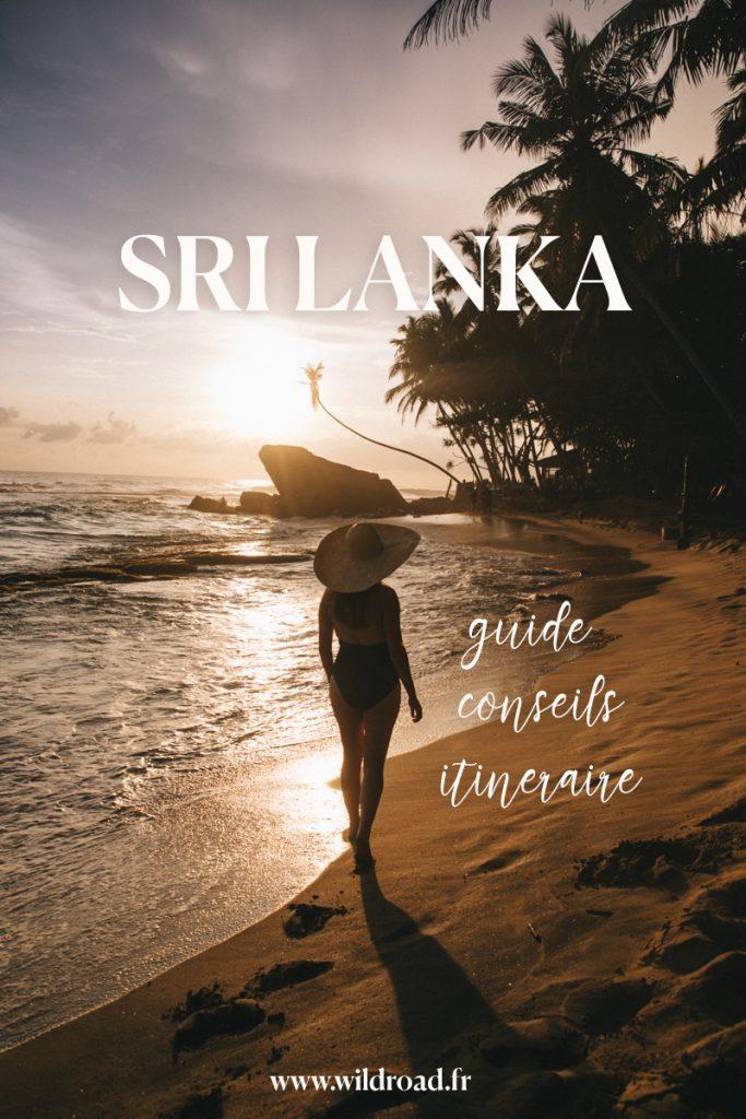 Tout les conseils pour organiser votre voyage au Sri Lanka : itinéraire, visa, guide pratique