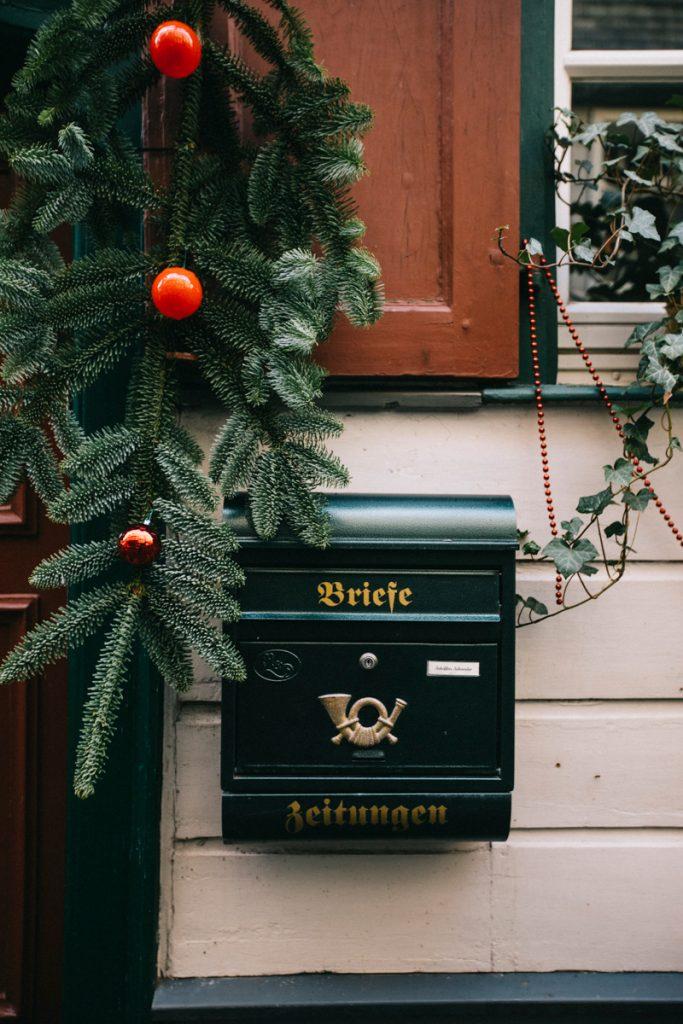 une boites aux lettres à Montjoie
