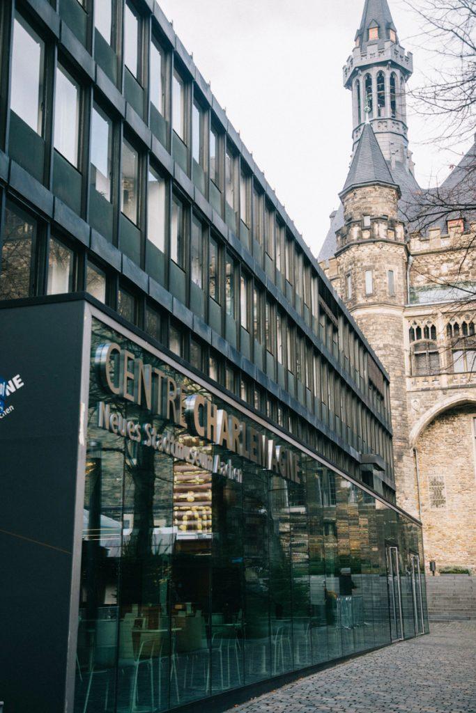 Visiter le centre Charlemagne pour comprendre l'histoire de Aix-la-Chapelle