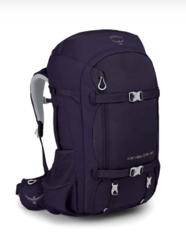 sac de trek et de voyage Osprey faireview