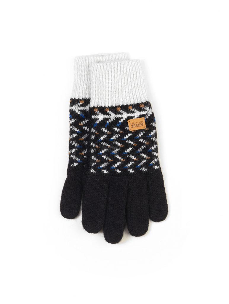 gants fourrés femme Aigle
