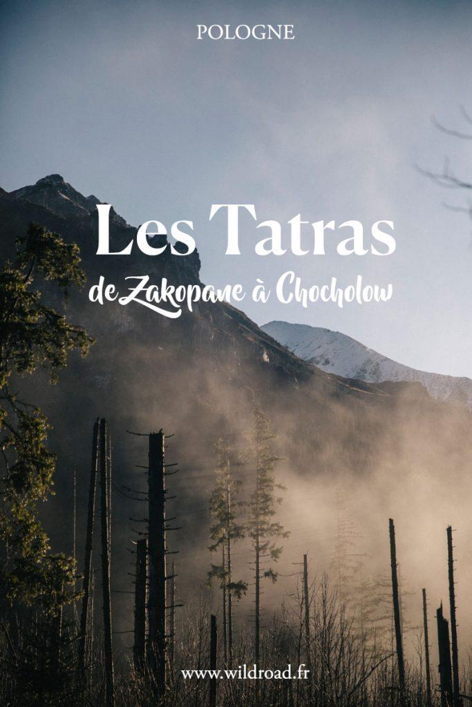À la découverte de Zakopane et des Tatras en Pologne