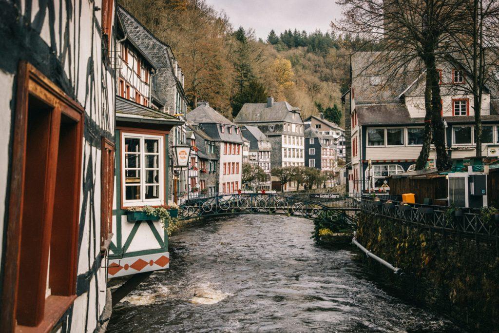 visiter monschau à la période de Noël sur un week-end en Allemagne