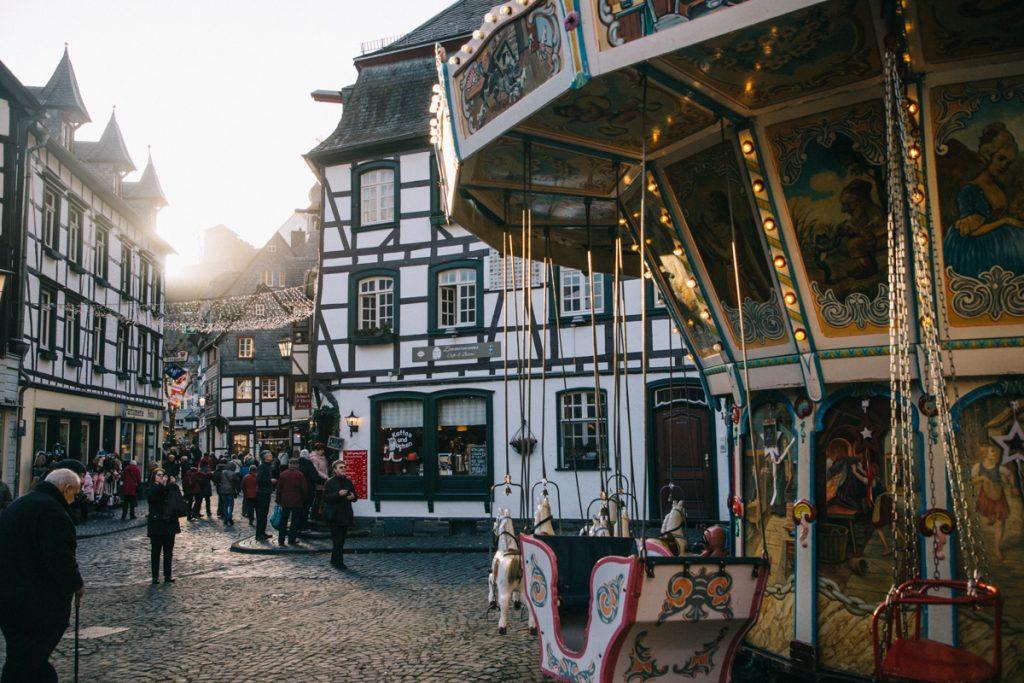 Visiter le village médiéval de Monschau