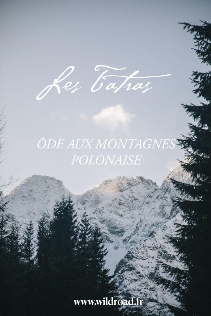 Les belles montagnes polonaise dans la région des Tatras ; les meilleures activités à faire en hiver