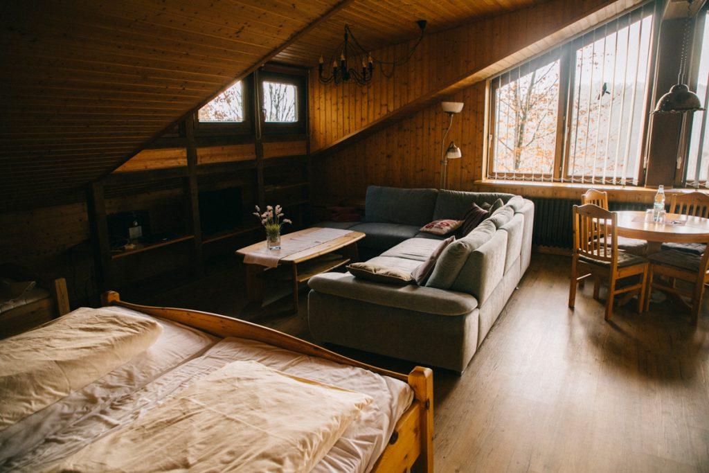 Quel hébergement choisir dans le parc national d'Eifel
