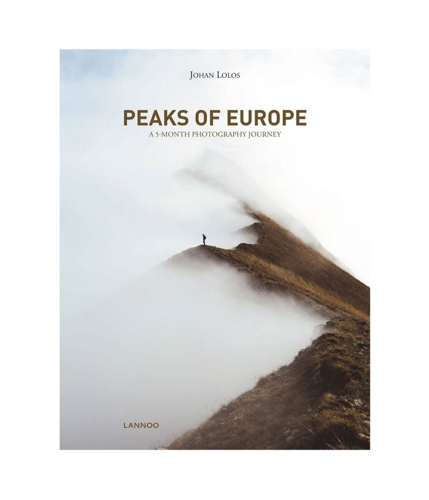 peak of Europe Johan Lolos