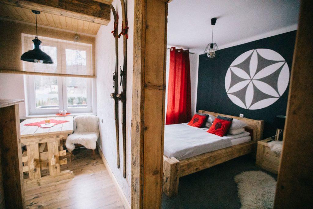 appart hotel à Zakopane pour l'hiver