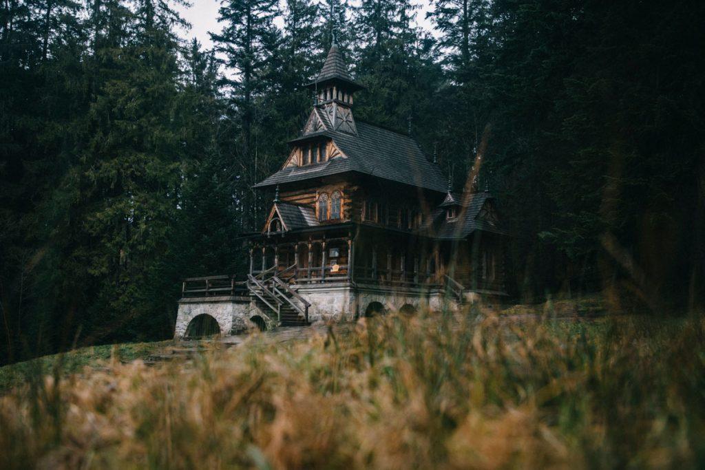 les église orthodoxe en bois dans la région de Zakopane