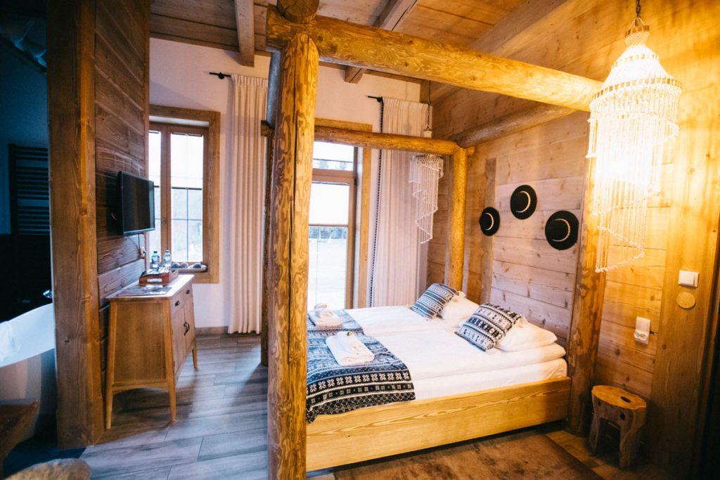 où dormir à Zakopane : dans une maison traditionelle à Poronin
