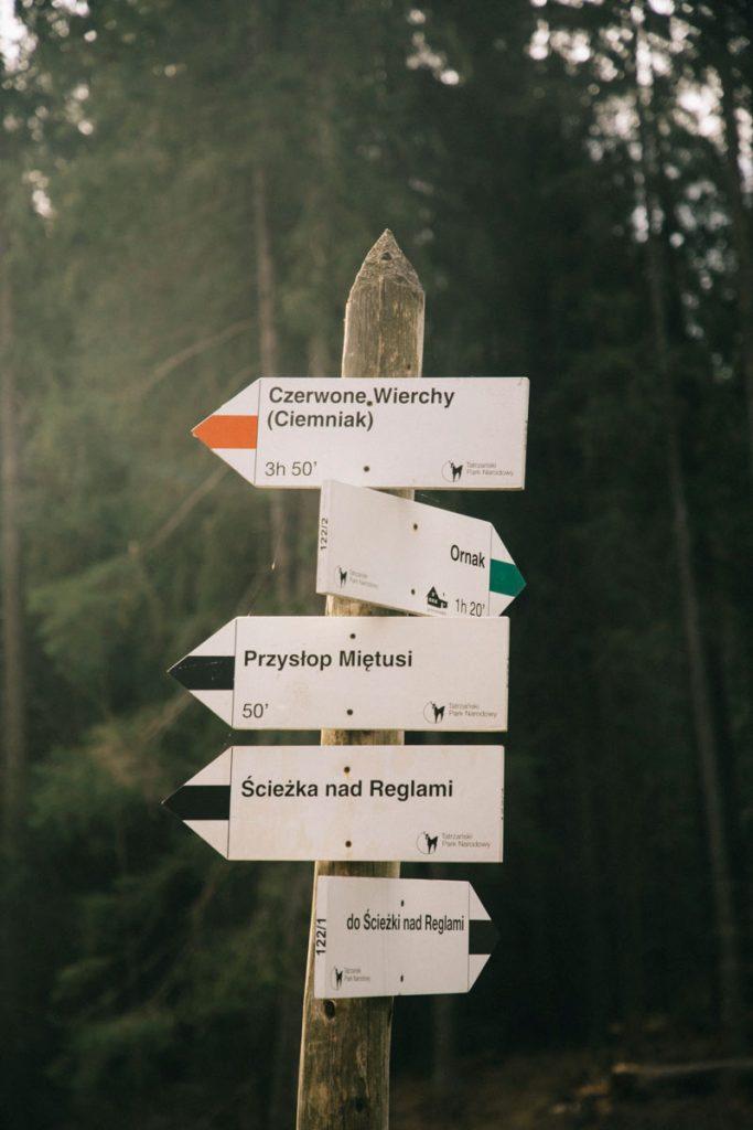 les meilleures randonnée dans les Tatras du côté Polonais