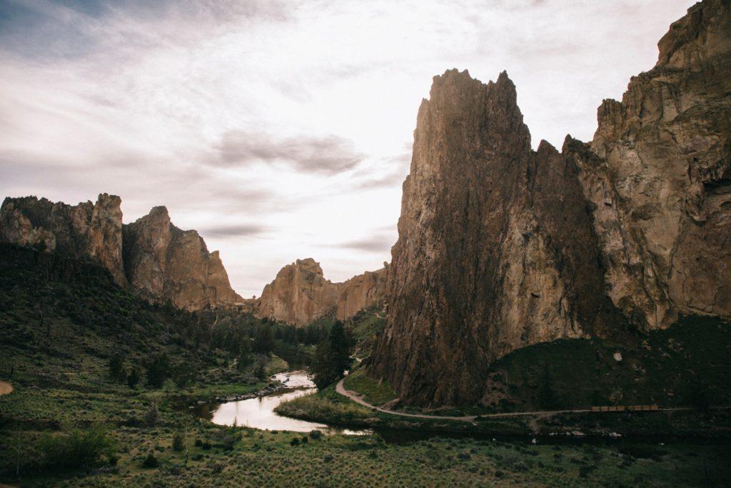 où faire du camping aux États unis : les states park